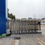 <b>自动门申缩门安装-广州LNG液化气储气库</b>