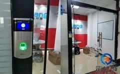 <b>广州天河区津安创意园办公室安装指纹门禁</b>