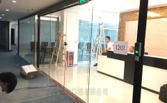 <b>广州海珠区安装电动玻璃门</b>